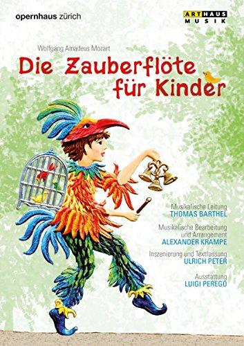 Die Zauberflöte für Kinder [DVD]