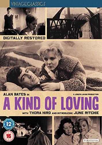 Nur ein Hauch Glückseligkeit / A Kind of Loving ( ) [ UK Import ]