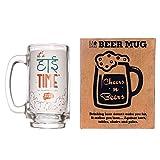 #5: Its high time beer mug by Ekdodhai