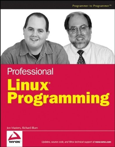 Professional Linux Programming by Jon Masters (2007-03-12)