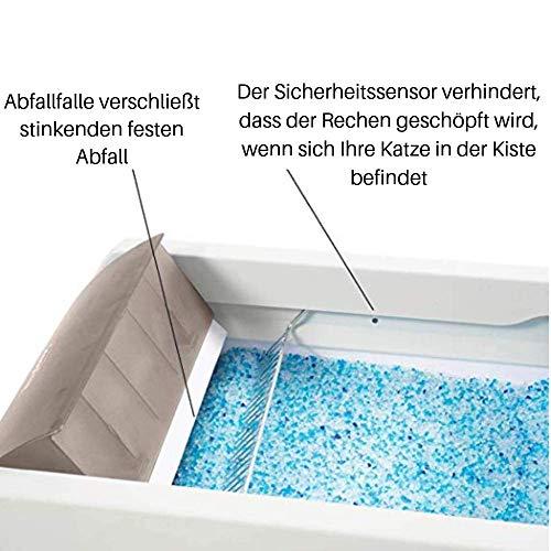 PetSafe Selbstreinigende Katzentoilette ScoopFree PAL19-14657 - 3