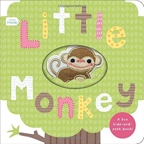 Little Monkey (Little Friends) (First Friends)