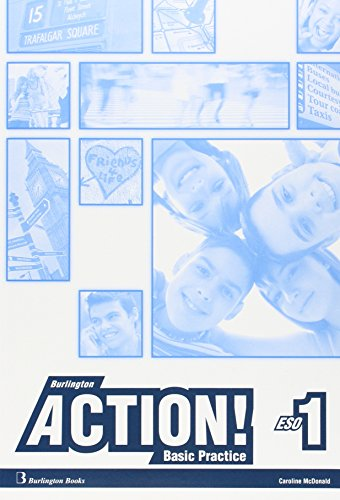 Burlington Action 1. Workbook. Basic. Eso 1