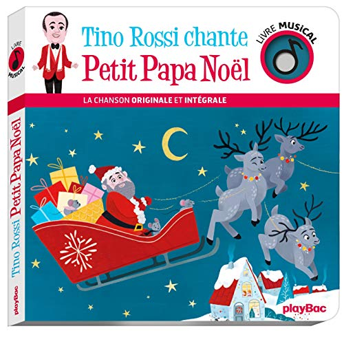Rossi Chante Petit Papa Noël ()