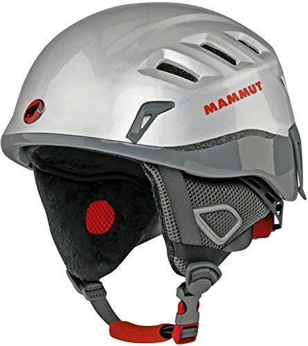 Mammut alpine rider casco, argento, 56/61 cm