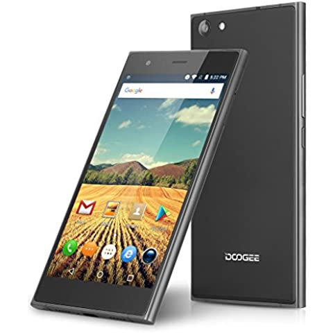 Doogee Y300 - Smartphone Móvil Libre 4G Android 6.0 (5.0