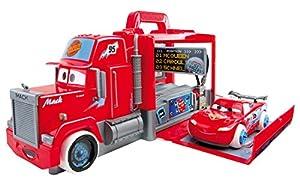Smoby Cars Ice Mack Truck vehículo de Juguete - Vehículos de Juguete (Gris, Rojo, 3 año(s), Niño)