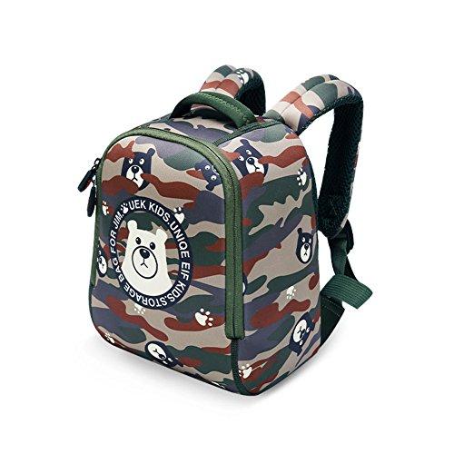 ee965d847e UEK Kids Backpack Toddler Preschool Bag Lunch Boxes Carry Bag Lightweight  School Bag For Boys And