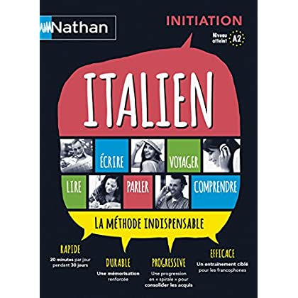 COFFRET ITALIEN INITIATION (VOIE EXPRESS) 2014