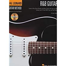 Hal Leonard Guitar Method: R&B Guitar + CD