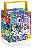 Lisciani Giochi 62904 - PJ Masks Colora e Impara Superpigiamini Contro Tutti i Cattivi