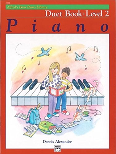 Alfred's Basic Piano Library Duet Book, Bk 2