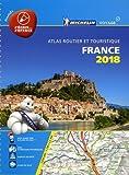 Atlas routier France plastifié Michelin 2018...