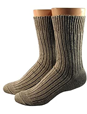 Herren Damen Bio Leinen Socken