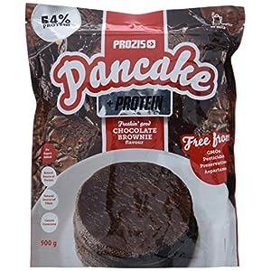 Prozis Pancake + Protein – Haferpfannkuchen mit Protein 900 g Chocolate Brownie