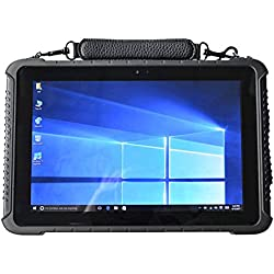 1280*800 Pixels 10 Inch Rugged Tablet Pc With 10000mAh Lithium Battery GPS 3G Lte Waterproof Rugged Windows 10 Tablet Pc