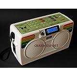 Sai Musical New Electronic Tabla Radel Taalmala Digi-108 with Manjira (3 Year Warranty).