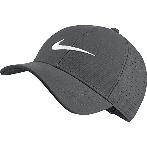 Nike Aerobill Legacy 91 Kappe, Dark Grey/Anthracite/(White), One Size