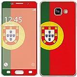 Royal Sticker RS.127914 Autocollant pour Samsung Galaxy A3 2016 Motif Drapeau Portugal