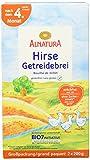 Alnatura Bio Hirse-Getreidebrei mit Reis, glutenfrei, 400 g
