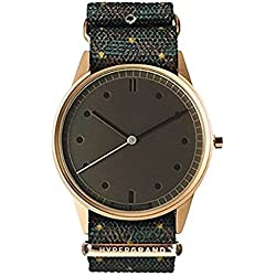 Hypergrand Unisex NWH2LPCN Leprechaun Watch with Nato Strap