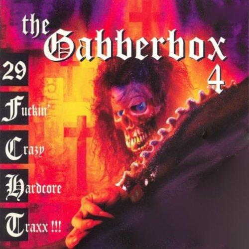 various gabberbox fuckin crazy hardcore traxx release