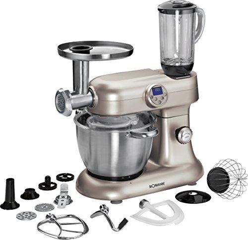 Bomann KM 379 CB Multi-Küchenmaschine Cook und Mix