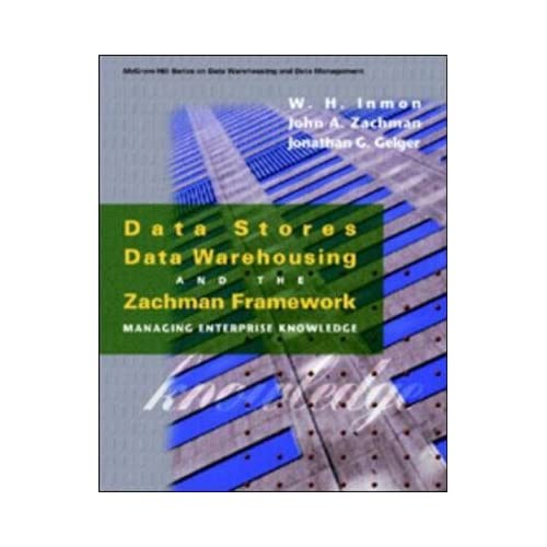 [(Data Stores, Data Warehousing and the Zachman Framework : Managing Enterprise Knowledge)] [By (author) W. H. Inmon ] published on (June, 1997)