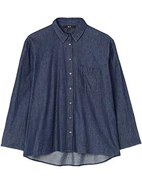 FIND Camisa Cambray para Mujer