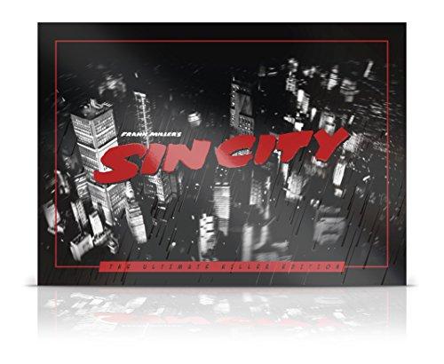 Sin City: Ultimate Killer Edition 2 Blu-Ray [Edizione: