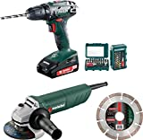 Aktionsset METABO AKTIONS-PAKET 4-TLG