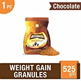 Accumass Ayurvedic Weight Gain Granules 500gm + 25gm Free