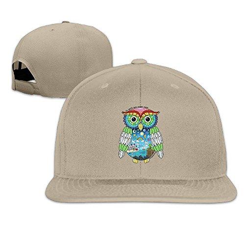 thna-owl-city-album-logo-baseball-regolabile-fashion-natural-taglia-unica