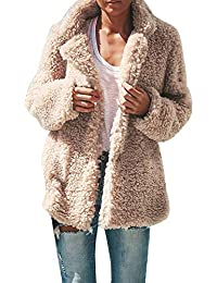 Amazon Fr Manteau Fausse Peau De Mouton Vetements