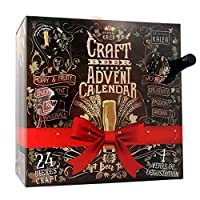 Avis aux Amateurs de bières, cette box contient 24 bières 'Crafts' différentes ! Découvrez et dégustez derrière chaque case ,grâce à votre verre inclus, une bière 'Craft' différente. Une box qui ravira les amateurs de bières, désireux de développer l...