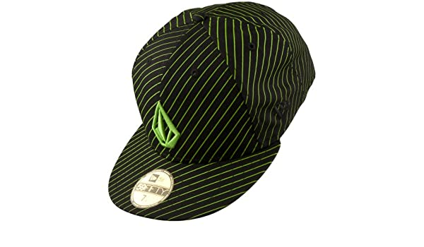 77ff0ad7265 Volcom Cap NEW ERA VILLOPOTO 59FIFTY black green