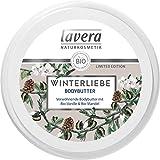 lavera Limited Edition Winterliebe Bodybutter mit Bio-Vanille & Bio-Mandel ✔ Natürliche Winterpflege mit Wohlfühlfaktor ✔ vegan ✔ Bio ✔ Naturkosmetik ✔ Natural (2x 150 ml)