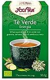 Yogi Tea Té Verde de Energía - 17 unidades