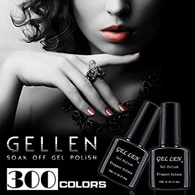 Gellen 1Pc Gel Polish Uv LED Polish 10Ml Capacity Each Group 11
