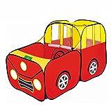 Kugeln Pool - TOOGOO(R)Sport Auto Kind Spielzelt Haus Spielen Huette Kinder Ozean Baellebad Pool