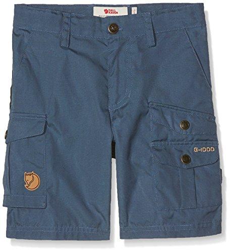 Fjällräven bambini Shorts Kids vidda Shorts, Bambini, 82469 blu (uncle blue)