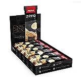 Prozis Zero Snack - Barra rico en proteína y Bajo en Hidratos de Carbono y Azúcares, 12x35g, Bollo de Canela