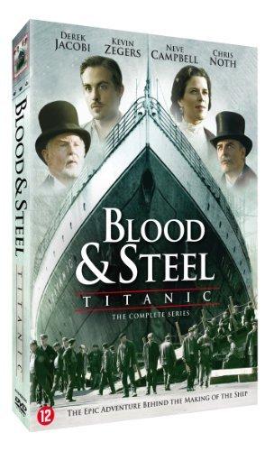 Blood & Steel - Titanic - Complete Serie [ 2012 ] by Derek Jacobi