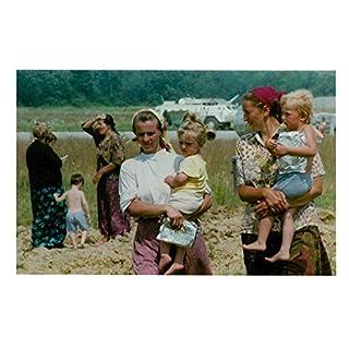 Fotomax Vintage Photo of Srebrenica Town in Bosnia and Herzegovina