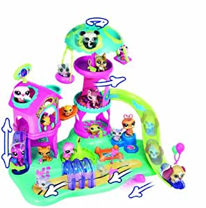 littlest pet shop 27053 poup e aire de jeu jeux et jouets. Black Bedroom Furniture Sets. Home Design Ideas