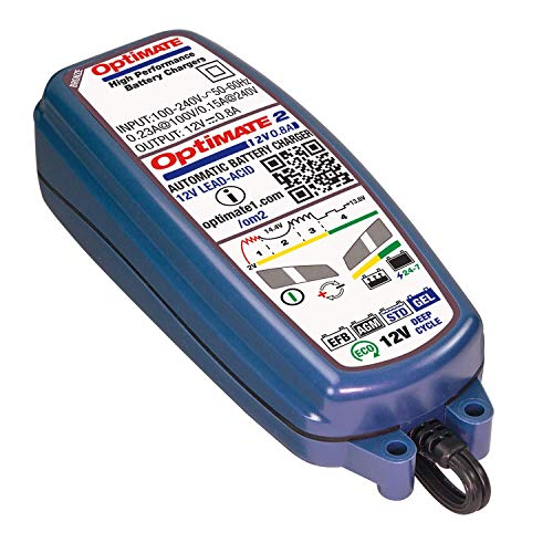 Oferta de Tecmate TM-420 Cargador Baterías Optimate 2