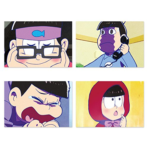 osomatsu-san-funny-face-post-card-set-vol1-c-japan-new-from-japan-new