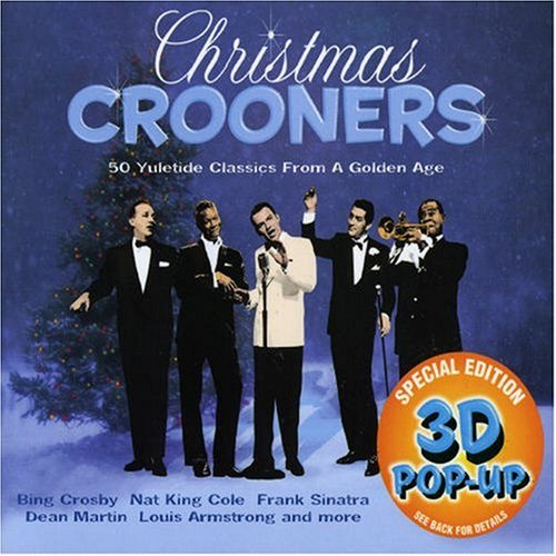 Christmas Crooners-3 d Pop Up