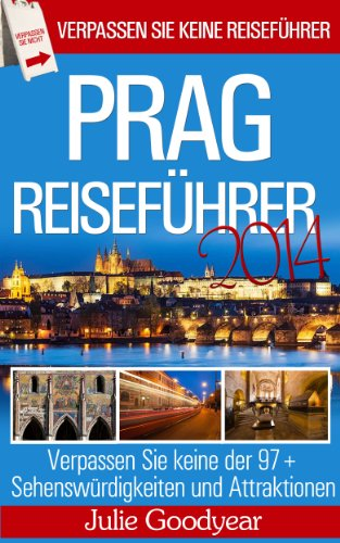 Prag Reiseführer (English Edition)