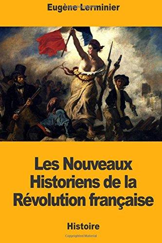 Les Nouveaux Historiens de la Révolution française